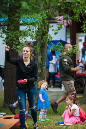 View More: http://emb-photography.pass.us/toss-for-the-troops-first-annual